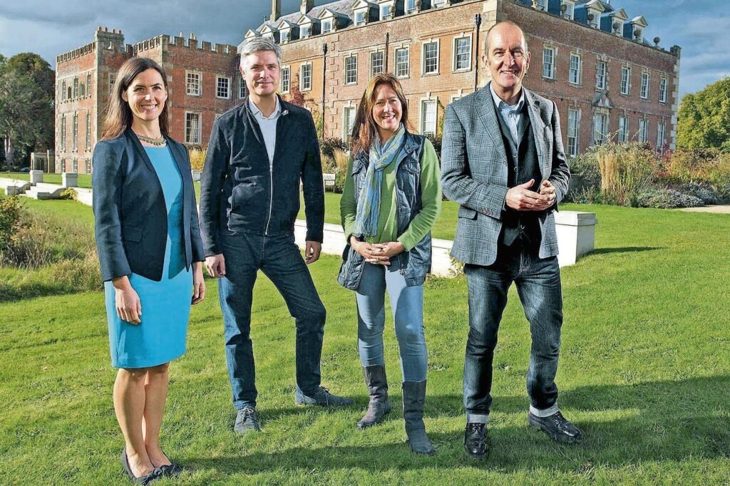 Dr Anna Keay Kevin McCloud historian at Great British Speakers