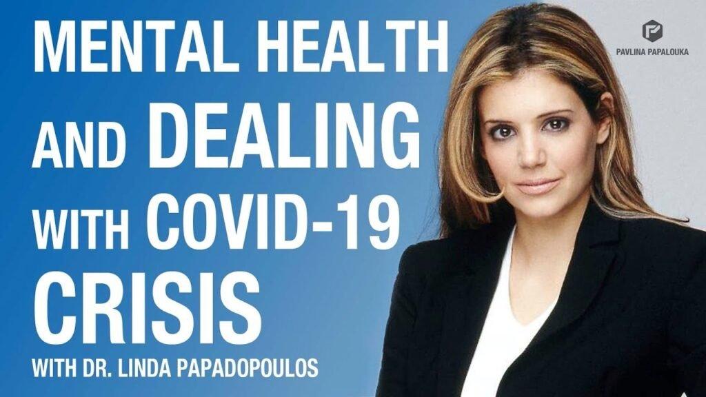 Dr Linda Papadopoulos psychologist COVID 19 lockdown Mental Health keynote speaker at Great British Speakers