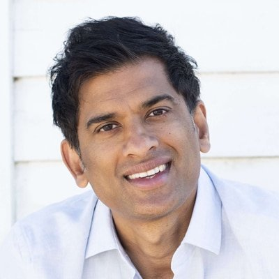 Dr Rangan Chatterjee Doctor In The House Health Wellness Speaker presenter host at Great British Speakers