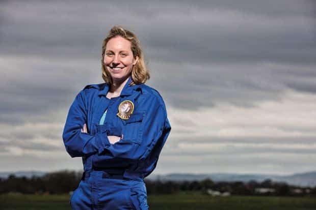 Suzie Imber Scientist Mountaineer Astronaut speaker at Great British Speakers