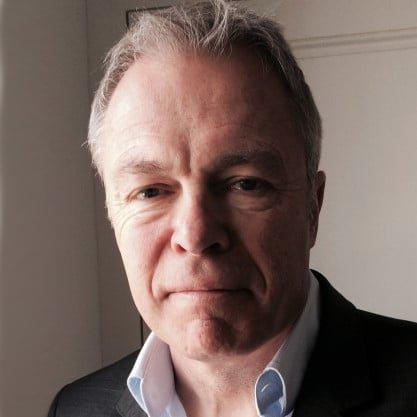 Gavin Hewitt British journalist presenter BBC News Editor book at Great British Speakers