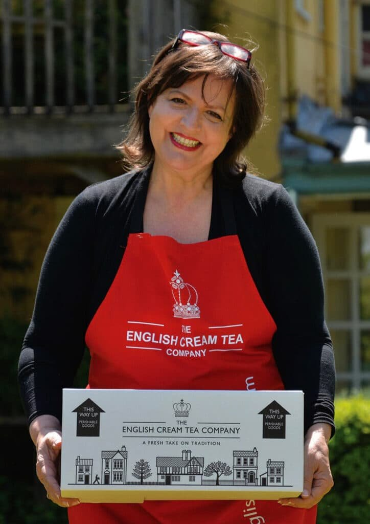 Jane Malyon The English Cream Tea Company Speaker Writer at Great British Speakers