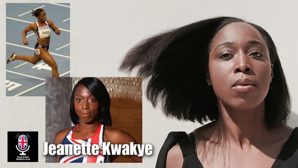 Jeanette-Kwakye-olympian-100m-200m-athlete-female-host-presenter-at-Great-British-Speakers