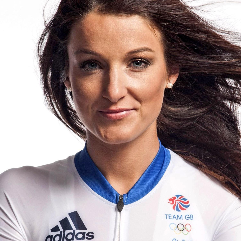 Lizzie Deignan Armistead female world champion feamel cyclist at Great British Speakers