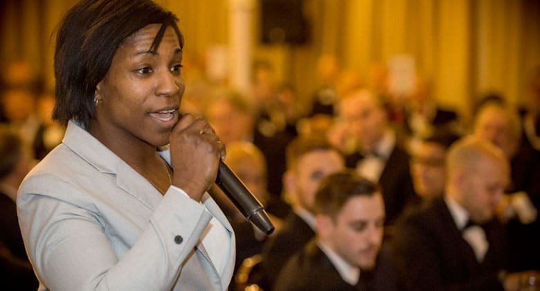 Maggie Alphonsi Womens Female England Rugby World Cup Winner Motivational Inspirational speaker at Great British Speakers