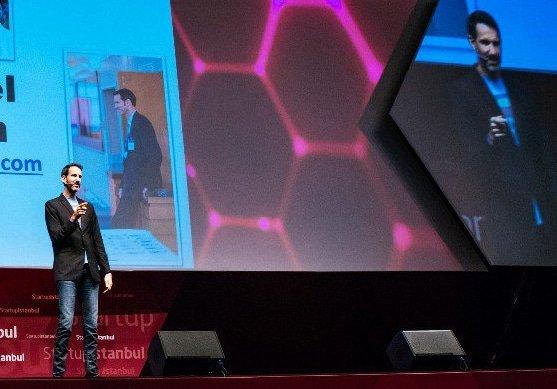 Michael Anderson American UK based Tech Social Entrepreneur Leadership inspirational Speaker at Great British Speakers