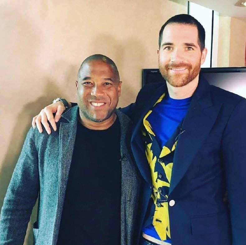 Rob Moore disruptive progressive Property entrepreneur investor John Barnes Ex-England Liverpool Player at Great British Speakers