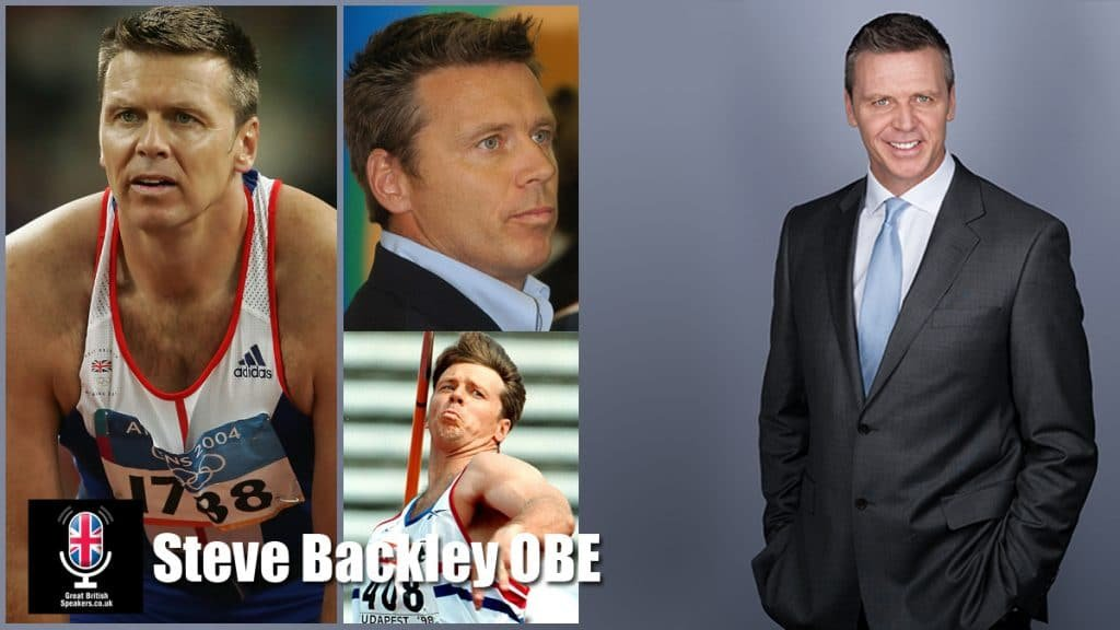 Steve-Backley-OBE-European-Commonwealth-Olympic-javelin-thrower-athlete-speaker-host-coach-at-Great-British-Speakers