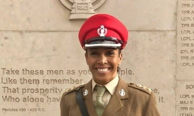 col dame kelly holmes army at great British Speakers