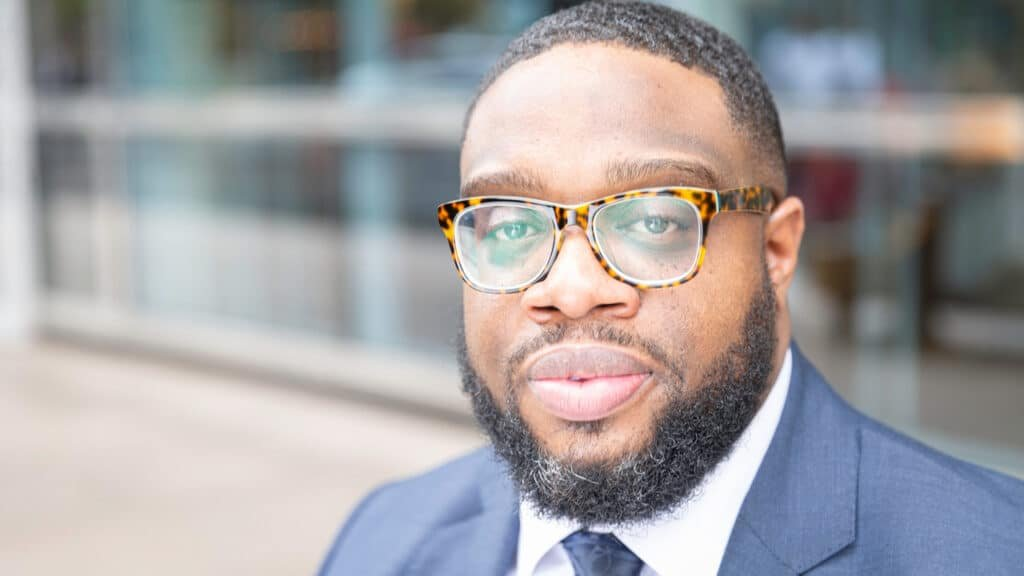 Emmanuel Asuquo personal finance financial advisor speaker coach at Great British Speakers