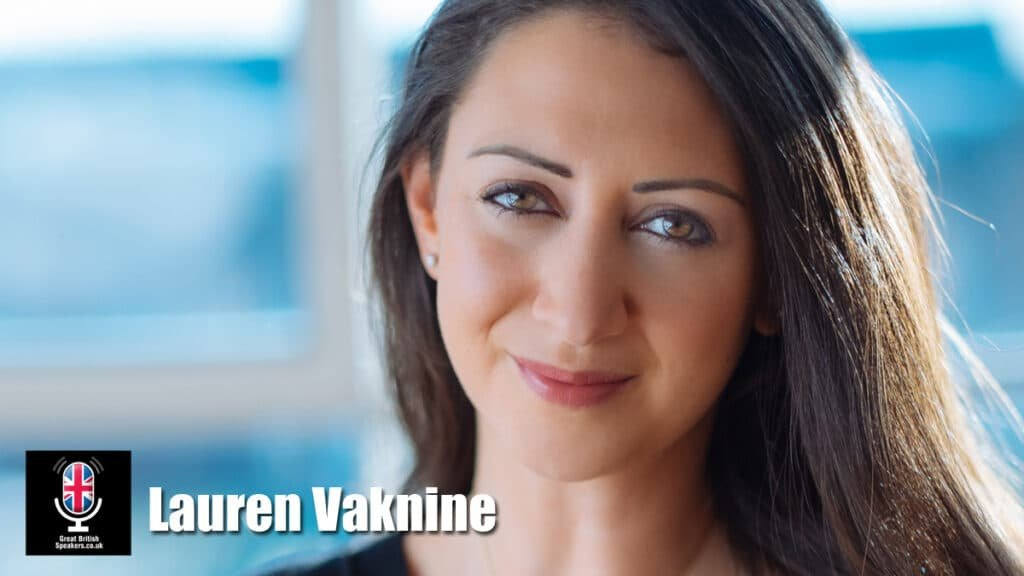 Lauren Vaknine healthy diet eating wellness expert blogger writer influencer  at Great British Speakers