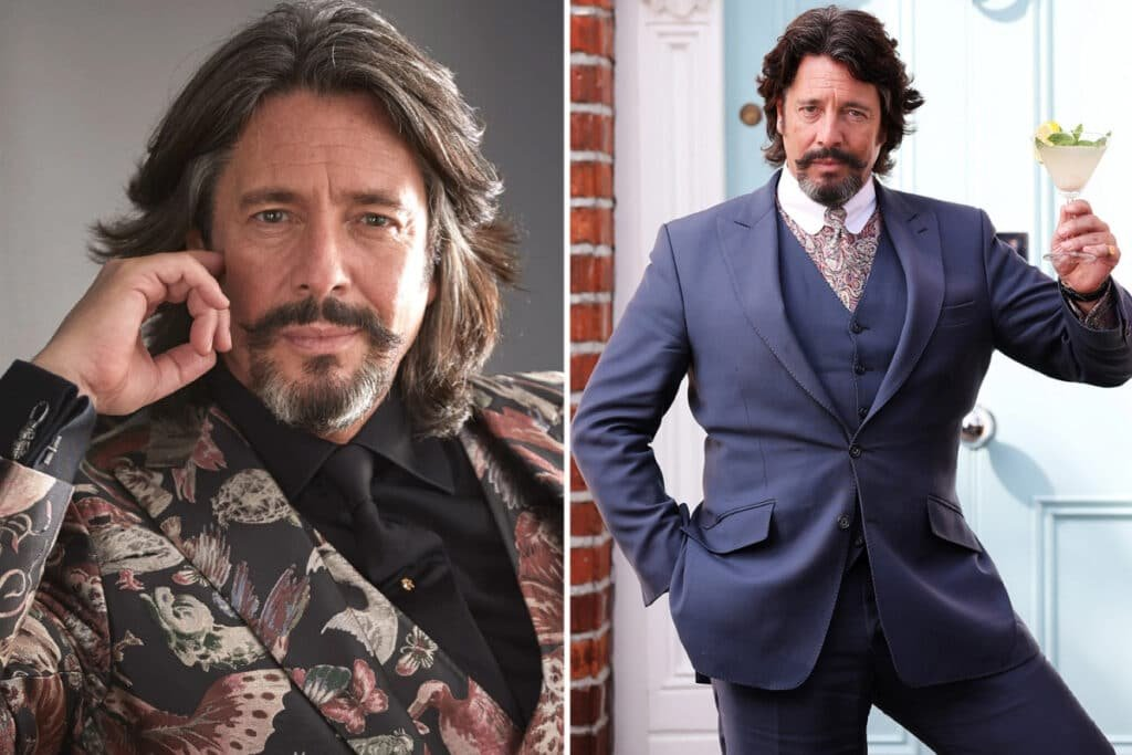 Laurence Llewelyn-Bowen TV Interior Designer speaker host at Great British Speakers