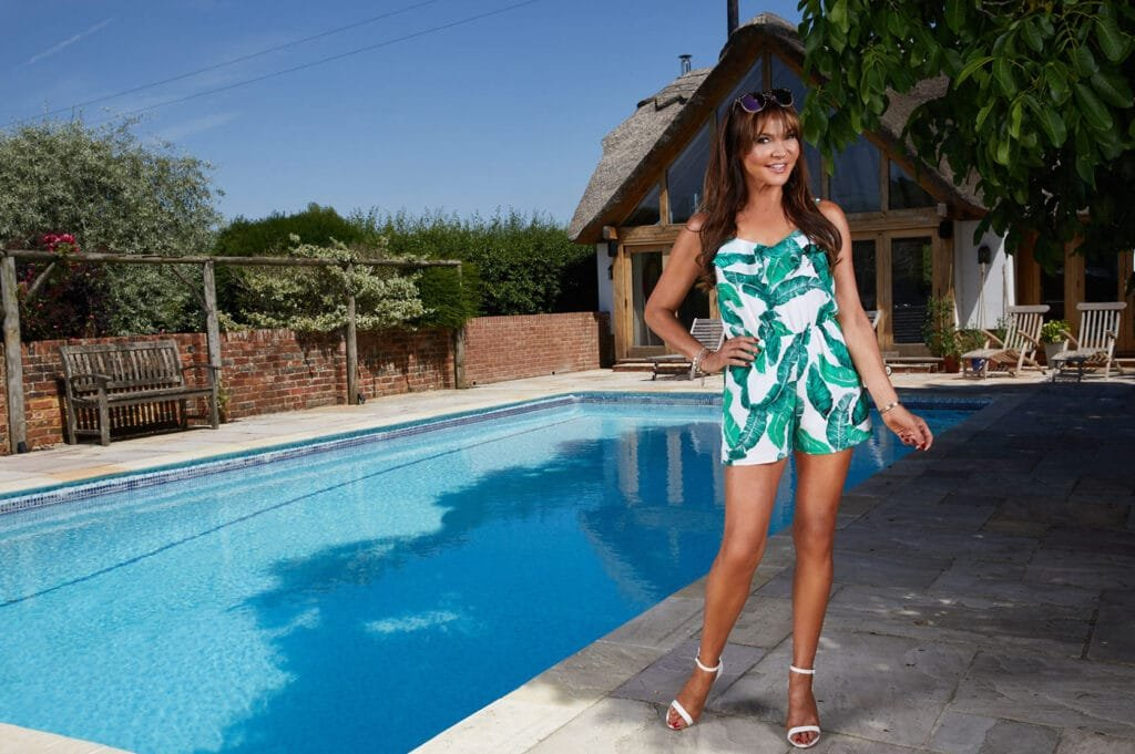 Lizzie Cundy- Celebrity TV Presenter at Great British Presenters