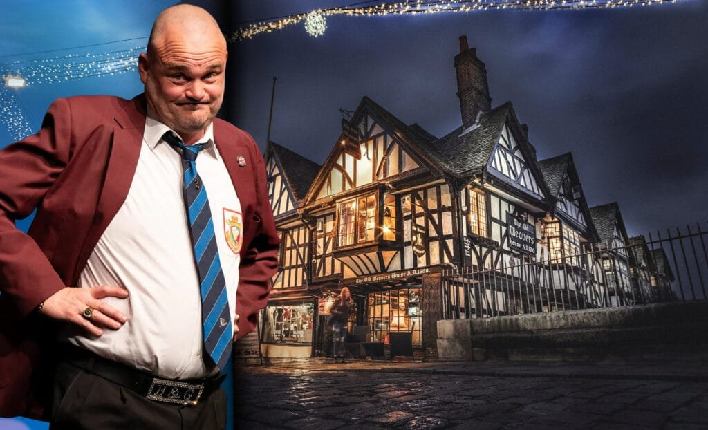 Al Murray Christmas Pub Quiz