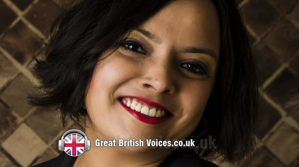 Indian Voiceover Artist with studio Sakshi at Great British Voices