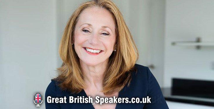 Dr Lynda Shaw - neuroscientist psychologist suffering from COVID lockdown burnout keynote at Great British Speakers