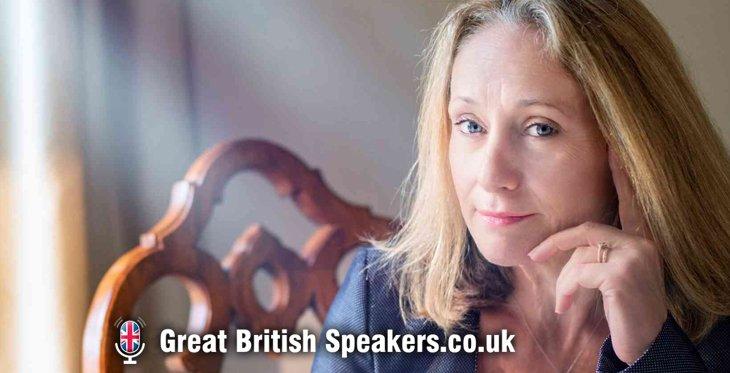 Dr Lynda Shaw neuroscientist psychologist suffering from COVID lockdown burnout keynote at Great British Speakers