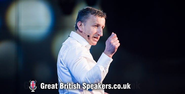 Mark Denton book Leadership teamwork resilience keynote speaker coach BT Global Challenge yacht race speaker agent Great British Speakers